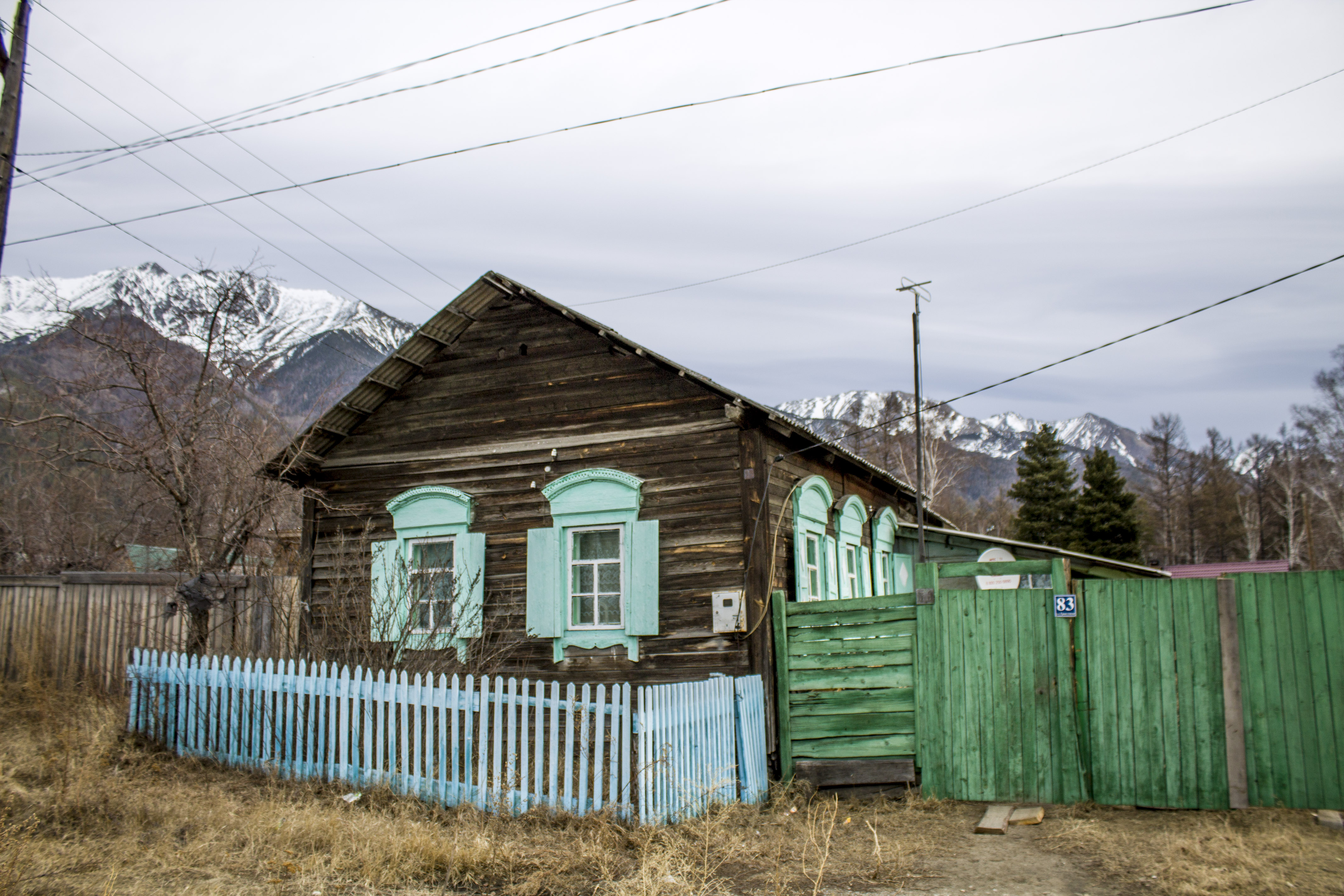 Arshan village