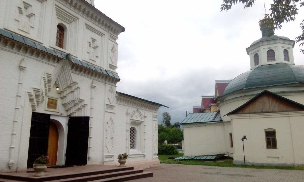 Hidden treasures of Irkutsk downtow.