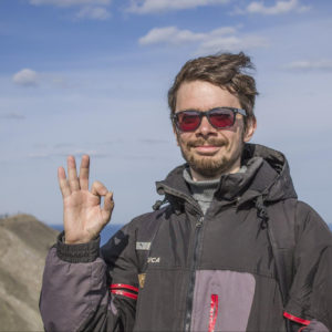 Photo of Dimitriy, lake Baikal Guide