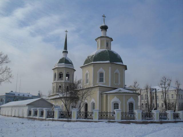 Иркутск._Преображенская_церковь_6